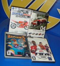 Lote de juegos PC-4 juegos pc diferentes buen estado
