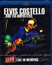 ELVIS COSTELLO AND THE IMPOSTERS live in memphis Blu-ray NEU OVP/Sealed
