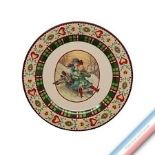 Collection SAINT PETERSBOURG - Assiette dessert - Diam  21.5 cm -  Lot de 4