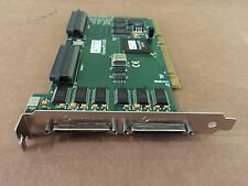 ATTO ExpressPCI UL3D Host Dual Channel SCSI  Controller Card Express