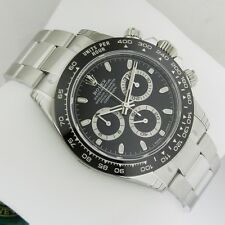 Rolex Cosmograph Daytona 116500 LN Ceramic Bezel Authentic Brand NEW 2016!!