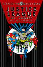 Justice League of America Silver Age Archives Vol. 1 by Gardner Fox 1997 HC OOP