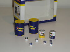 1/18 True Scale TSM Sunoco Oil Pack