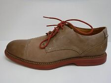 Sperry Gold Cup Size 9.5 Tan Leather Oxfords New Mens Shoes