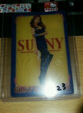 Snsd sunny japan jp transparent official photocard Kpop k-pop apink 2ne1gfriend