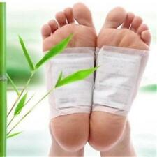 10pcs Kinoki New In Box Detox Foot Pads Patches With Adhesive Fit Health Care SP