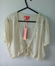 Monsoon cardigan size 16