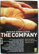 Dvd The Company di Robert Altman 2003 Usato raro