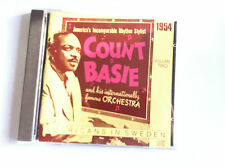 COUNT BASIE AMERICANS IN SWEDEN RARE CD FAST POST
