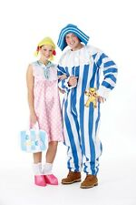 FANCY DRESS COSTUME ~ ANDY PANDY - LOOBY LOU MED 12-14