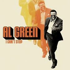 I Can't Stop Al Green MUSIC CD
