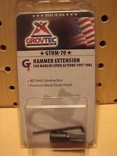 Grovtec Hammer Extension for Marlin Lever Action 1957-1982 GTHM-70 NEW
