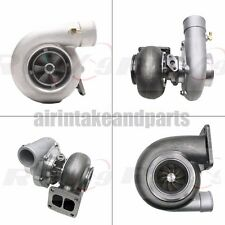 "Rev9 TX-66-62 Turbocharger 84a/r T4 Divided Flange/3"" V Band Exhaust Twin Scroll"