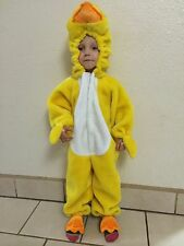 Forum Toddler boy / girl Little duck Halloween Costumes 60509 Size 2-4 Year used