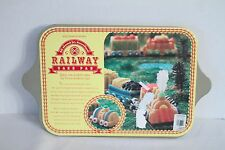 Williams-Sonoma Nordic Ware Railway Choo Choo Train Cake Pan NEW