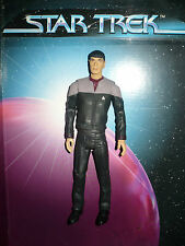 STAR TREK CUSTOM NEMESIS SPOCK... DIAMOND SELECT SCALE