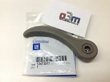 Chevrolet S-10 Blazer GMC Jimmy Pewter Driver Splined Seat Recliner Lever new OE