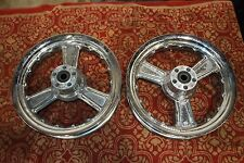 Harley Davidson CVO Screamin Eagle Wheels 16x3 front and rear