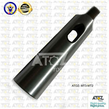 OEM Atoz MT3 to MT2 Adapter Reducing Sleeve Morse Taper 3 to Morse Taper 2