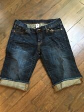 Women's Lucky Brand Bermuda Shorts