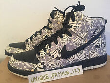 WMNS NIKE DUNK HI SKINNY LIBERTY PRINT UMBREL A US 7.5 UK 5 38.5 HIGH PREMIUM