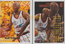 NBA FLEER 1995-1996 SERIES 2 - Sam Cassell, Rockets # 289 - Mint