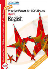 Practice Papers for SQA Exams - More Higher English Practice Papers for SQA Exam