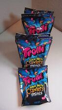 Trolli Sour Brite Crawlers Minis Gummy Worms 9 oz Gummi Candy Qty 6