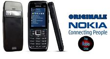 Nokia E51 Black(Ohne Simlock) Smartphone WLAN 2MP 4BAND 3G Made Finland SEHR GUT