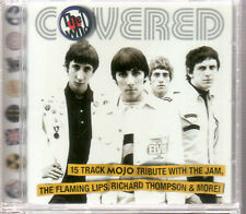 MOJO Magazine The Who Covered CD The Jam Flaming Lips Richard Thompson FREE P&P