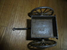 VINTAGE BRITAINS LEAD ARMY AMMUNITION CART TRUCK WAGON ETC WW1