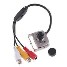 Super Mini Micro Color Wired CMOS Security System Camera Monitor A7FX