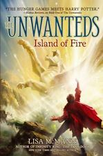 Island of Fire (The Unwanteds) - Good - McMann, Lisa - Hardcover