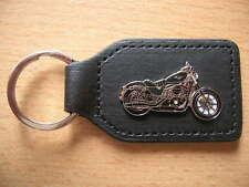 Schlüsselanhänger Harley-Davidson Sportster 883 Bj. 2015 schwarz black Art 1247