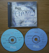 "TOTP ""THE CUTTING EDGE"" - 1996 DOUBLE CD 40 TRACKS As New Various Artists"