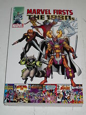 MARVEL FIRSTS 1980S VOL 2 MARVEL ROCKET RACCOON ICEMAN 9780785189732