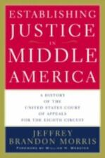 Establishing Justice in Middle America: A History of the United States-ExLibrary