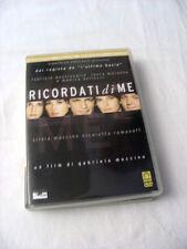 Ricordati di Me film DVD  Muccino Romanoff Morante Bentivoglio Bellucci