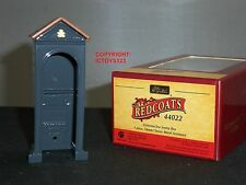 BRITAINS 44022 REDCOATS VICTORIAN ERA SENTRY BOX METAL TOY SOLDIER BUILDING