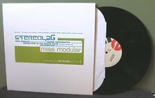 "Stereolab ""Miss Modular"" 12 OOP Vinyl Kid Loco Automater Autechre Remixes"