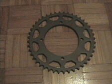 CAGIVA 650 ALAZZURRA GT SPORTS ELEFANT STEEL REAR 44 TOOTH SPROCKET JTR718-44