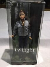 ~~ New 2009 Mattel Barbie Collector Pink Label Twilight Bella Barbie Doll #R4162