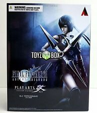 "Final Fantasy VII 7 Advent Children ""Yuffie Kisaragi Play Arts Kai Action Figure"