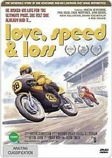 LOVE SPEED AND LOSS DVD BRAND NEW SEALED MOTORCYCLE DVD
