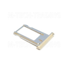 NEW IPAD AIR IPAD 5  REPLACEMENT SIM CARD HOLDER TRAY SLOT SILVER REPAIR PART