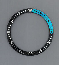 1/4 Teal Bezel Insert to fit Seiko 6105, 6306, 6309, 7002 & SKX007 divers watch