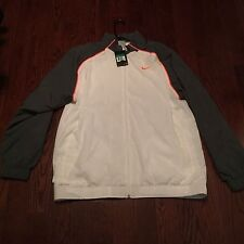 402241 451 NEW NIKE LS WIND RESISTANT DRI FIT STAY COOL JACKET Sz X L