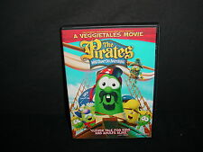 Veggietales The Pirates Who Don't New Anything DVD Movie Widescreen