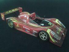 Hot Wheels Ferrari 333SP 1996 1:18 #30 Papis / Moretti IMSA GT (MCC) race dirt