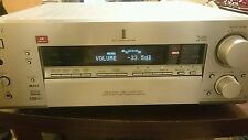 SONY FM STEREO /FM-AM RECIEVER STR-DB1080 SILVER